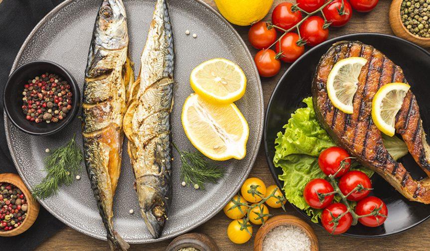 5 Makanan Enak dengan Serat yang Tinggi